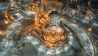 календари 2020 Полет над България
